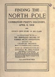 Cover of: Finding the North pole