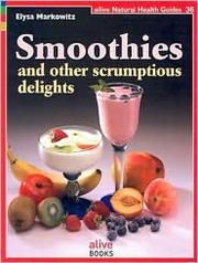 Cover of: Smoothies