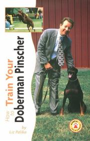Cover of: How to Train Your Doberman Pinscher (Tr-107)