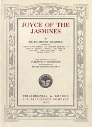 Cover of: Joyce of the jasmines