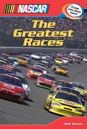 Cover of: The Greatest Races | NASCAR
