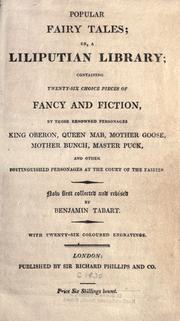 Cover of: Popular fairy tales