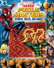 Cover of: Marvel Heroes Puzzle Master