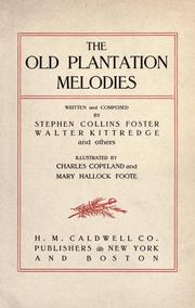 Songs by Stephen Collins Foster