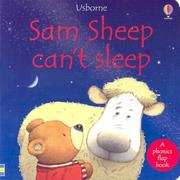 Cover of: Sam Sheep Can
