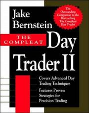 Cover of: The compleat day trader II | Jacob Bernstein