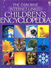 The Usborne Internet-Linked Children's Encyclopedia (First Encyclopedias)