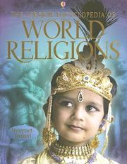 Cover of: The Usborne Encyclopedia of World Religions | Susan Meredith