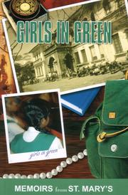 Cover of: Girls in Green |