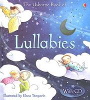 Cover of: Lullabies (Usborne Books) |