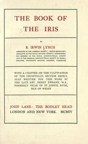 Cover of: The book of the iris