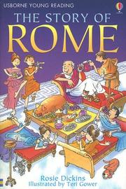 Cover of: The Story of Rome (Young Reading) | Rosie Dickins