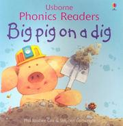 Cover of: Big Pig on a Dig (Easy Words to Read) |