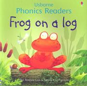 Cover of: Frog on a Log | Phil Roxbee Cox