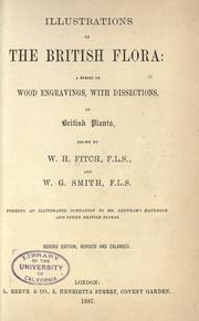 Cover of: Illustrations of the British flora | W. H. Fitch
