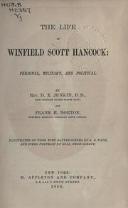 Cover of: The life of Winfield Scott Hancock