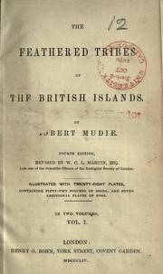 Cover of: The feathered tribes of the British Islands