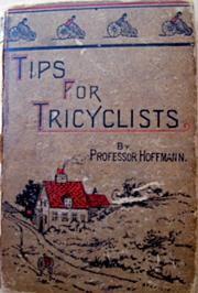 Cover of: Tips for tricyclists