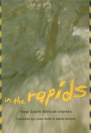 Cover of: In the rapids |
