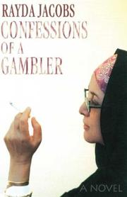 Cover of: Confessions of a gambler