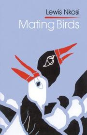 Cover of: Mating birds