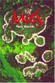 Cover of: Moss | Mary Watson