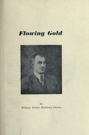 Cover of: Flowing gold
