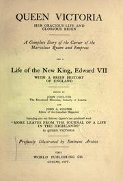 Cover of: Queen Victoria