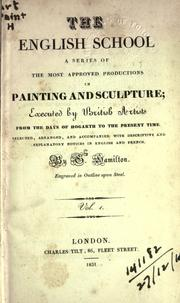 Cover of: The English school