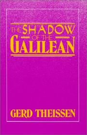 Cover of: Schatten des Galiläers