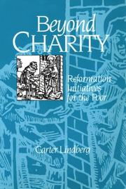 Cover of: Beyond charity
