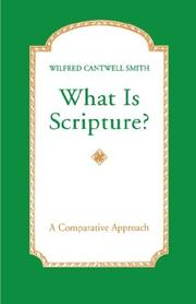 Cover of: What is scripture?
