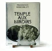 Cover of: Temple aux miroirs by Irina Ionesco