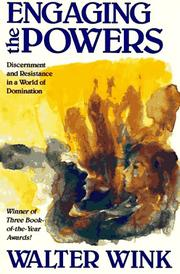 Cover of: Engaging the powers