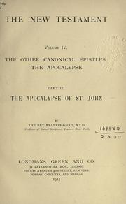 Cover of: The Westminster version of the Sacred Scriptures |