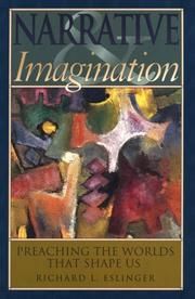 Cover of: Narrative & imagination