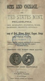 Cover of: Coins and coinage