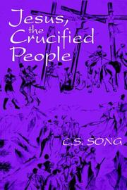 Cover of: Jesus, the crucified people