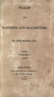 Cover of: Tales for mothers and daughters