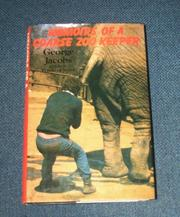 Cover of: Memoirs of a coarse zoo keeper | George Jacobs
