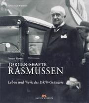 Cover of: Jørgen Skafte Rasmussen