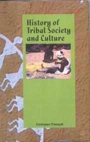 Cover of: History of Tribal Society and Culture