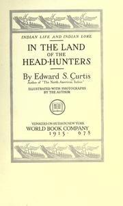 Cover of: In the land of the head-hunters