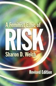Cover of: A feminist ethic of risk