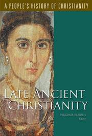 Cover of: Late ancient Christianity |