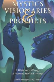 Cover of: Mystics, visionaries, and prophets |