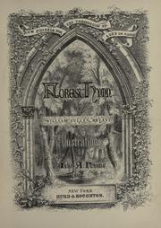 Cover of: A forest hymn