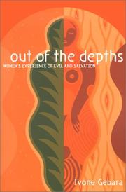 Cover of: Out of the depths