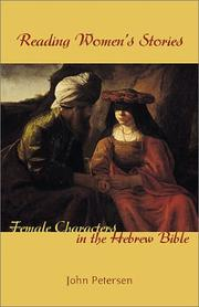 Cover of: Reading Women's Stories