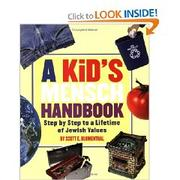 Cover of: A Kid's Mensch Handbook